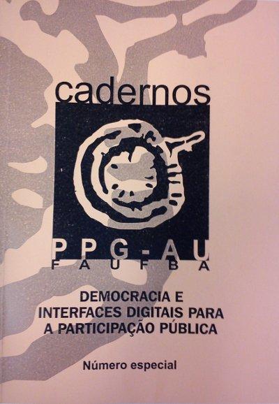 número especial - DEMOCRACIA E INTERFACES DIGITAIS PARA A PARTICIPAÇÃO PÚBLICA