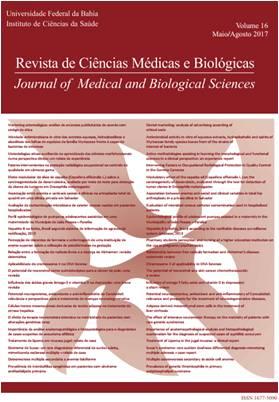 Visualizar v. 16 n. 2 (2017): Revista de Ciências Médicas e Biológicas