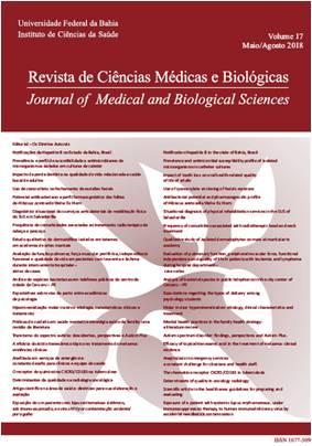 Visualizar v. 17 n. 2 (2018): Revista de Ciências Médicas e Biológicas