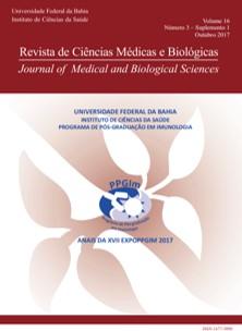 Visualizar v. 16 n. 3 (2017): Revista de Ciências Médicas e Biológicas (Suplemento)