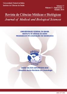 Visualizar v. 17 n. 3 (2018): Revista de Ciências Médicas e Biológicas (Suplemento)