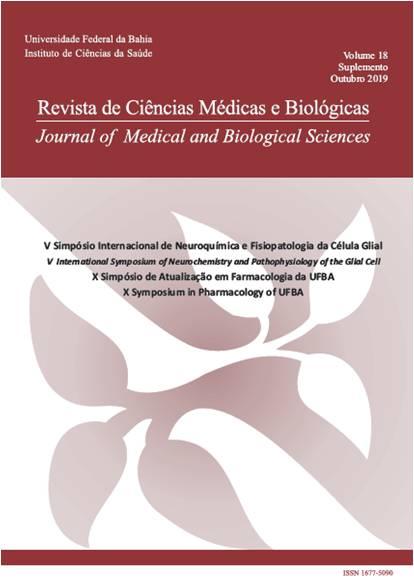 Visualizar v. 18 n. 3 (2019): Revista de Ciências Médicas e Biológicas (Suplemento)