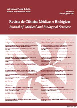 Visualizar v. 19 n. 2 (2020): Revista de Ciências Médicas e Biológicas