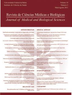 Visualizar v. 10 n. 2 (2011): Revista de Ciências Médicas e Biológicas