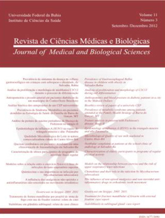 Visualizar v. 11 n. 3 (2012): Revista de Ciências Médicas e Biológicas