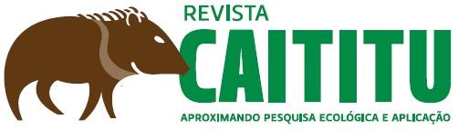 Revista Caititu - aproximando pesquisa ecológica e aplicação