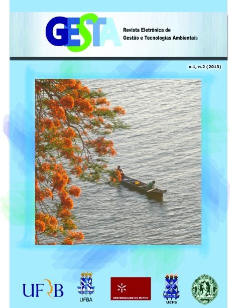 Revista GESTA Número 02 Volume 01