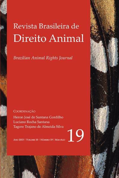 Visualizar v. 10 n. 19 (2015): Revista Brasileira de Direito Animal