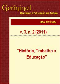 Visualizar v. 3 n. 2 (2011): HISTÓRIA, TRABALHO E EDUCAÇÃO