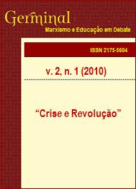 Visualizar v. 2 n. 1 (2010): CRISE E REVOLUÇÃO