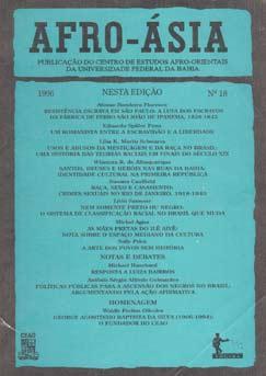 Visualizar n. 18 (1996)