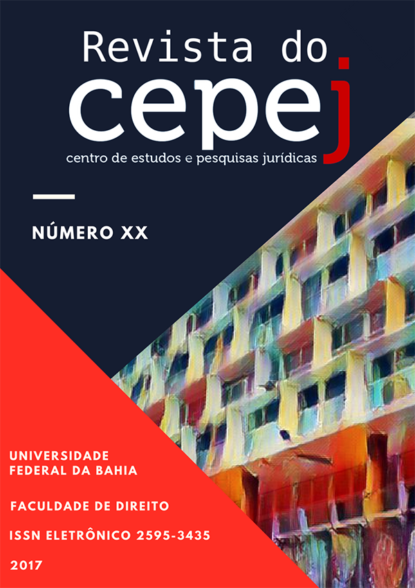 Revista do CEPEJ