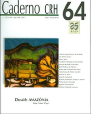 Visualizar v. 25 n. 64 (2012): DOSSIÊ: Amazônia. Coord. Edna Castro