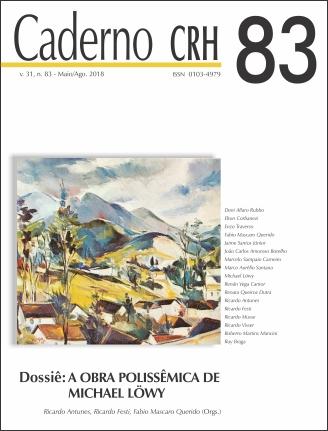 Visualizar v. 31 n. 83 (2018): DOSSIÊ: A OBRA POLISSÊMICA DE MICHAEL LÖWY. COORD. RICARDO ANTUNES, FABIO QUERIDO, RICARDO FESTI