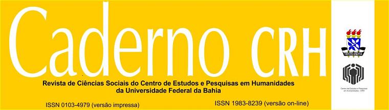 Revista Quadrimestral de Ciências Sociais